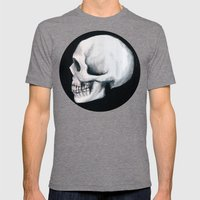 Bones XII Mens Fitted Tee Tri-Grey SMALL