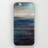 Lonely Rivers Sigh iPhone & iPod Skin