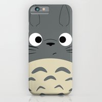 iPhone & iPod Case featuring Curiously Troll ~ My Neighbor Troll by Canis Picta
