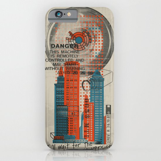 The Movie Version iPhone & iPod Case