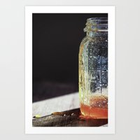 Sweeter Than Honey - Kit… Art Print