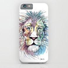 Technicolor Cat iPhone 6s Slim Case