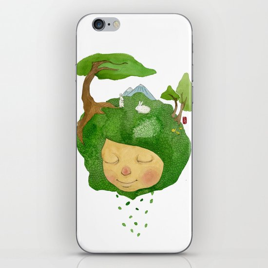 lucky iPhone & iPod Skin