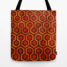 Overlook Hotel Tote Bag