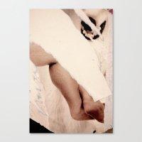 Bear&life Canvas Print