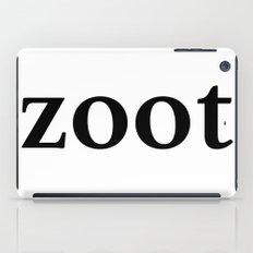 zoot iPad Case