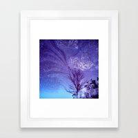 Nature Slick Framed Art Print