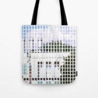 windows- vacancy zine Tote Bag