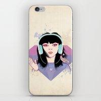 Marianne Renoir iPhone & iPod Skin