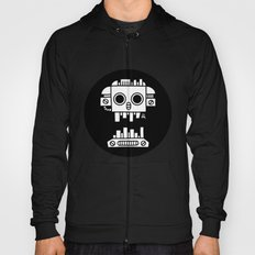 Mechanical Jolly Roger - PM Hoody