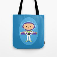 Space Ranger Tote Bag