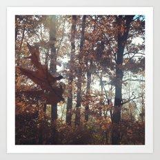 Fall Into You Art Print