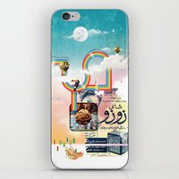 Insta Groove iPhone & iPod Skin