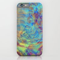 Like Fire And Ice iPhone 6 Slim Case