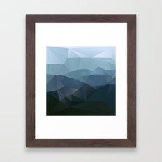 True at First Light Framed Art Print