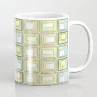 English Country Tiles. Mug