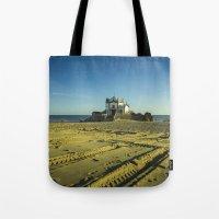 Beach Chapel  Tote Bag