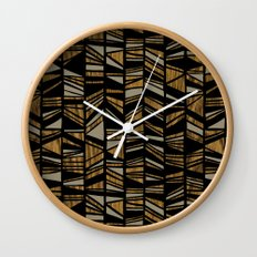 Azteca Wall Clock