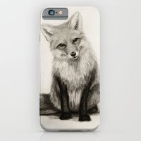 iPhone & iPod Case featuring Fox Say What?! by Isaiah K. Stephens