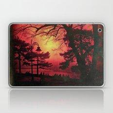 The Crimson Hour Laptop & iPad Skin