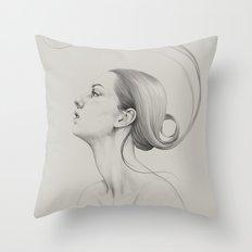 321 Throw Pillow
