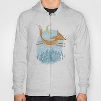 'Flying Fox' Hoody