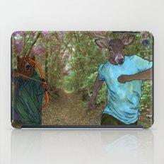 Bear Bow Hunting iPad Case