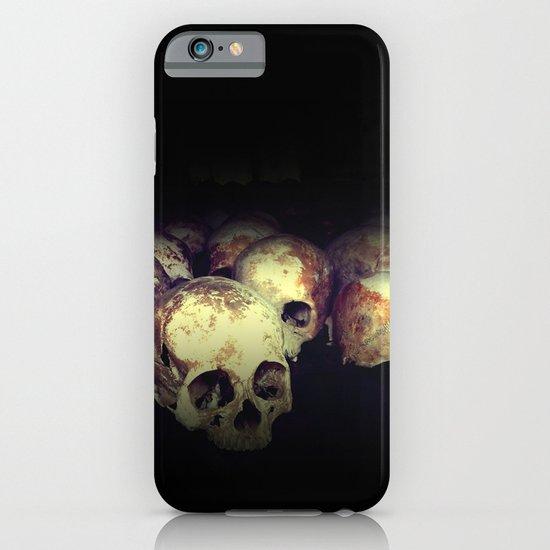 Killing fields iPhone & iPod Case