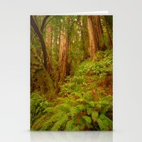 Redwoods Regional II Stationery Cards