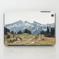 Mountain Trail iPad Case
