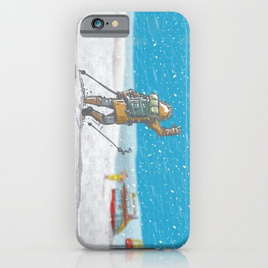 Freeze iPhone & iPod Case