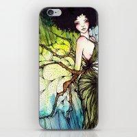 dryad iPhone & iPod Skin
