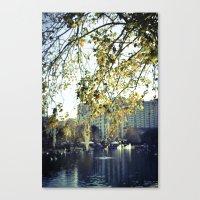 Lake Eola  Canvas Print