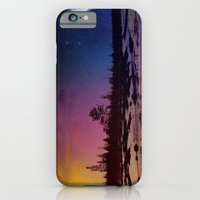 iPhone & iPod Case featuring Day And Night - Painting by Nicole Cleary