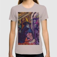 Venetian Strangers Womens Fitted Tee Cinder SMALL
