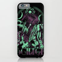 science iPhone & iPod Cases featuring Science by Fuacka