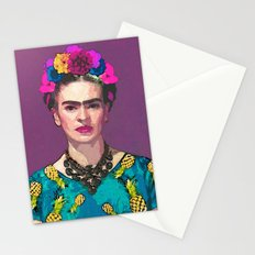 Trendy Frida Kahlo Stationery Cards