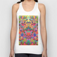 Second Vision Unisex Tank Top