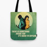 Inside You Tote Bag