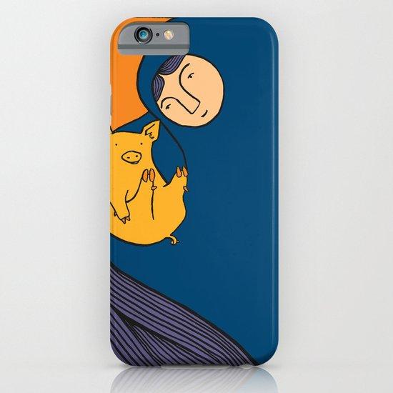 Golden Pig iPhone & iPod Case