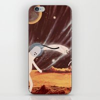 a l i e n iPhone & iPod Skin