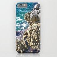 Croatian Sea Shore iPhone 6 Slim Case