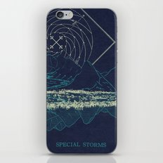 Special Storms iPhone & iPod Skin