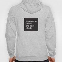 Le Nouveau Noir Hoody