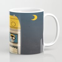 Night spy Mug