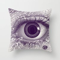 Touch & Beyond Throw Pillow