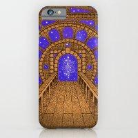 orvio illuminated space mandala iPhone 6 Slim Case
