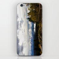 The Tetons iPhone & iPod Skin