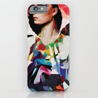 iPhone & iPod Case featuring disappear by manish mansinh