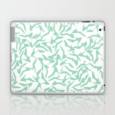 Shoes mint Laptop & iPad Skin